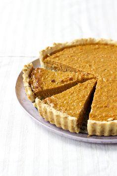 pumpkin pie (my absolutely favorite pie <3)