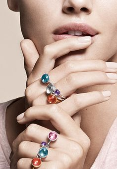 PANDORA | POETIC DROPLETS available at Bradshaw's jewelers