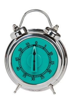 Dial timer that looks like an old-school alarm clock. Quirky Kitchen, Cool Kitchen Gadgets, Cool Kitchens, Awesome Kitchen, Kitchen Timers, Prep Kitchen, Kitchen Tools, Bakery Kitchen, Kitchen Things
