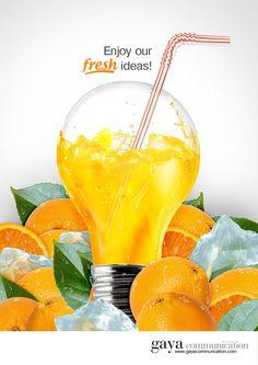 102 Best Juice images | Juice, Creative advertising, Print ads