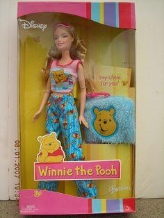 barbie pooh!!