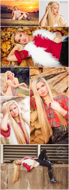 Winter is coming, and North Texas senior, Taylor, rocked her senior pictures in a cozy ensemble of fur, leather, and flanel. The blonde North Texas senior strutted her stuff at Downtown Plano and her poses for her senior photos were on point! Fall Senior Pictures, Country Senior Pictures, Senior Photos Girls, Senior Girl Poses, Senior Girls, Senior Posing, Senior Session, Picture Poses, Photo Poses