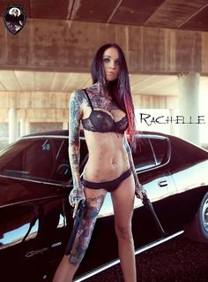 Exclusive Interview with Rachelle Nicole Hoffman
