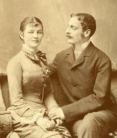 Newlyweds, c.1882-84