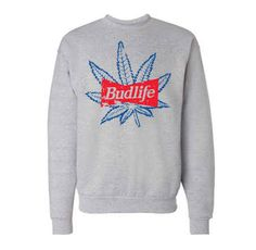 A sweatshirt that just gets you. | 24 Things Every Stoner Babe Needs To Buy Right This Second