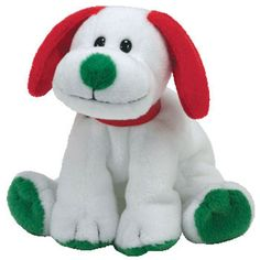 TY Beanie Baby - HOWLIDAYS the Dog (5.5 inch)