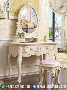 Luxury Furniture, Vanity, Dressing Tables, Baroque, Classic, Interior, Home Decor, Antique Furniture, Consoles