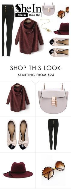 """""""Red Cardigan"""" by prettysexiness on Polyvore"""