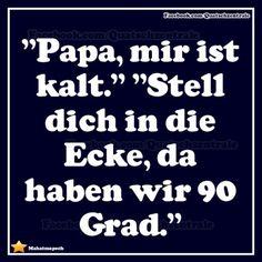 Papa hat in Mathe was falsch verstanden.