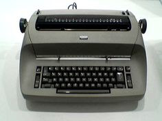 IBM_Selectric 72, by Eliot Noyes