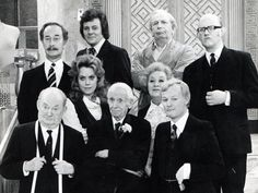 Original cast of Are You Being Served