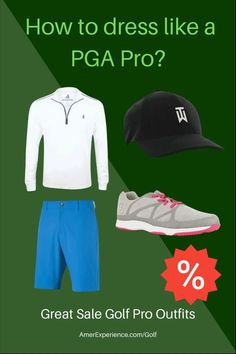 Pro golfers clothes outfit – Perhaps you are seeking something that is not easily accessible in every golf retail store or pro shop. We try to answer the 3 most frequent questions about Tour Pro Outfits and to find out where to buy them. The key questions are the following 1) How to dress like a PGA Pro?2) Where do Pro Golfers get their best golf outfit ideas? 3) What are the best golf clothing brands? Best Online Stores, Online Shopping Stores, Golf Attire, Golf Outfit, Mens Golf Fashion, Used Golf Clubs, Golf Training Aids, Golf Club Sets, Golf Stores