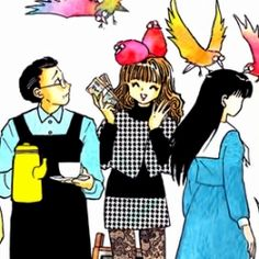 Unmei No Tori di Rumiko Takahashi in arrivo con Star Comics