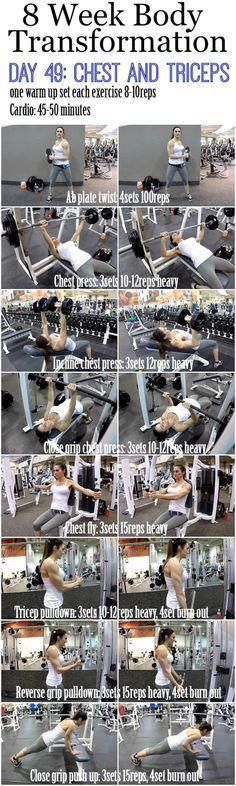 Day_49_chest_tricep_BLOG #weightlosstips