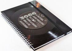 DIN A5 - Notizbuch A5 - ein Designerstück von Aurum bei DaWanda