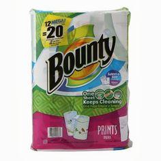 South Suburban Savings: New Coupon: $0.75/1 Bounty MegaRoll