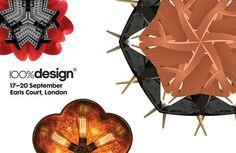 Top furniture exhibitors at Design, London O Design, Interior Design, Design Interiors, Olympia London, London Design Festival, Art And Architecture, The 100, Blog, Creative