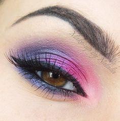Pink-Purple-Eye