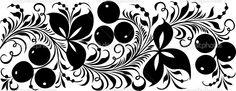 depositphotos_3570909-Vector.-Russian-traditional-ornament-Hohloma.jpg (1022×396)
