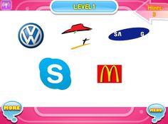 Jak dobre znasz otaczające Cię marki? Rozwiąż quiz w formie gry! http://www.ubieranki.eu/gry/3663/logo-quiz.html