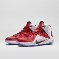 on sale 88d14 fbdd6 LeBron 12 Basketball Shoe Nike Lebron, Lebron James, Nike Outfits, Sport  Outfits,