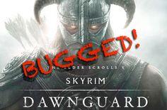 Dawnguard DLC: too buggy