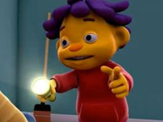 Let There Be Light!   This episode of Sid the Science Kid teaches students all about light and its sources. Sid and his friends discover that light comes from both natural, such as the sun, and manmade, such as a flashlight, energy sources.
