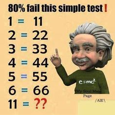 Mind Reading Tips And Techniques For funny mind reading tricks Tricky Riddles, Funny Riddles, Jokes And Riddles, Funny Science Jokes, Math Puzzles Brain Teasers, Maths Puzzles, Rebus Puzzles, Simple Iq Test, Simple Math