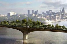 George Osborne urged to make Thames garden bridge VAT-free - Politics - News - London Evening Standard