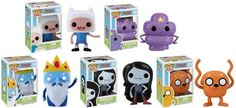 "Adventure Time Pop Television 3.75"" Vinyl Figure Set Of 5 FunKo http://www.amazon.com/dp/B00COAVQ2K/ref=cm_sw_r_pi_dp_IcRZtb1ETJ2Y1HZT"