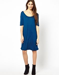 Vila Oversize T-Shirt Dress - Seriously consider buying this