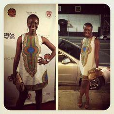 Dashiki ~Latest African Fashion, African Prints, African fashion styles, African…