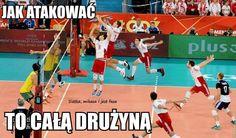 lovevolleyball211:  sukces na Mistrzostwo Świata <3 Best Memes, Funny Memes, Volleyball Memes, Juventus Fc, Mans World, Mikasa, Haikyuu, Naruto, Basketball Court
