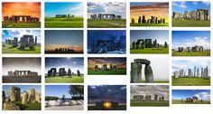Stonehenge of Salisbury, England - A mystery still unknown