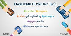 Sprawdź, jakie cechy powinny mieć hashtagi!