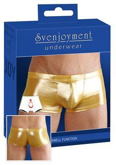 Shorty doré - Svenjoyment Underwear - Maxim'Hom