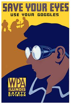 1937 ... use your goggles! - WPA by x-ray delta one, via Flickr