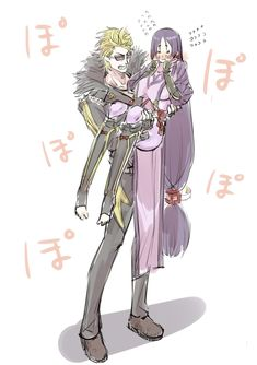 Sakata Kintoki / Minamoto No Raikou【Fate/Grand Order】