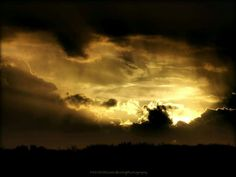 Clouds, Sky, Celestial, Sunset, Outdoor, Heaven, Outdoors, Heavens, Sunsets