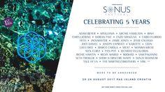 #housemusic Sonus Festival 2017 announces first names for fifth birthday: Celebrating it's fifth birthday, Sonus Festival return with their…