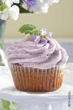 , Honey Lavender Cupcakes, Articles, Cupcakes Galore, Ohio Honey ...