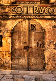 Old shop doors » Jon Wrigley Photography