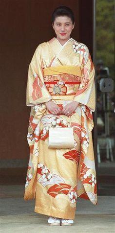 Grand Duke, Crown Royal, Japanese Kimono, Yellow, People, Inspiration, Fashion, Royals, Historia