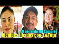 Alcaldes ligados con 'La Tuta' al penal de Mil Cumbres