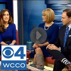 """We're ecstatic about our segment on #WCCO This Morning! A big """"THANK YOU"""" to @WCCO, @Ali_Lucia, @ShopGoodthings, and @ UnitedWayHastMN for spreading the word about buying local, supporting #localbusiness, and giving back to #nonprofits with #GoBuyLocal free #deals!"""