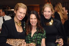 Raise your glass for Devi Kroell with Alexandra Kimball, Alison Blumenfeld and  Adriana Caras