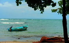 Caribbean side of Costa Rica - Sherry Dooley