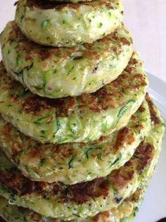 Hamburguesas de espinacas
