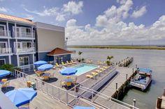 Fairfield Inn Suites By Marriott Chincoteague Island Virginia Adjacent To The Chesapeake