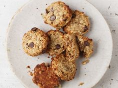 Easy Breakfast Cookies Kids and Grown-Ups Can Agree On Banana Breakfast Cookie, Breakfast Cookie Recipe, Cookie Recipes, Bar Recipes, Breakfast Recipes, Mexican Breakfast, Breakfast Sandwiches, Breakfast Pizza, Breakfast Muffins